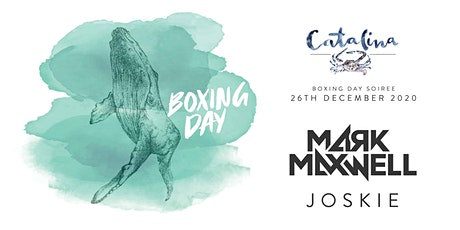 Boxing Day Soiree tickets