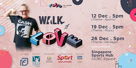 Walk of Love with the Flying Dutchman tickets