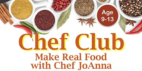 Kid-Friendly Gluten-Free Cooking Classes! (ONLINE!) tickets