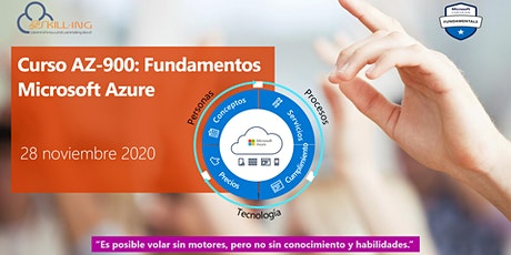 Curso Online AZ-900T01 Microsoft Azure Fundamentals - Gratis (En Español) boletos