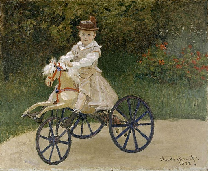 Monet: The Early Years Before Giverny - Livestream Program image