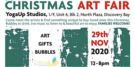 Christmas Art Fair tickets