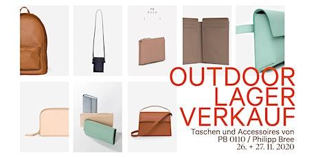 OUTDOOR - LAGERVERKAUF / PB 0110 - Philipp Bree / Taschen und Accessoires Tickets
