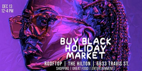 Buy Black Holiday Market/Rooftop tickets