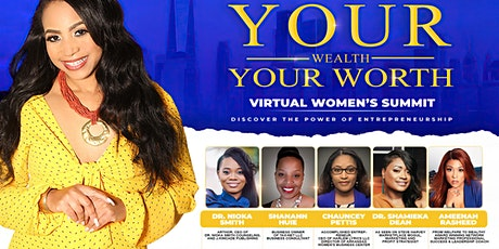Your Wealth Your Worth tickets
