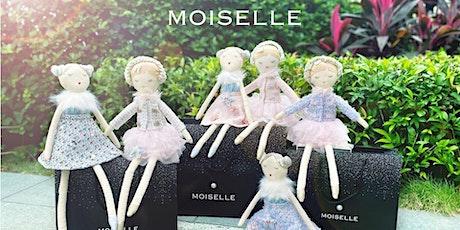 #MakeMOISELLEAngel Workshop 聖誕天使工作坊 (圓方) tickets