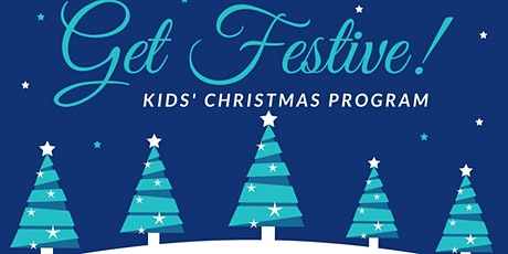 Get Festive! Christmas Bedtime Storytime - Seaford Library tickets