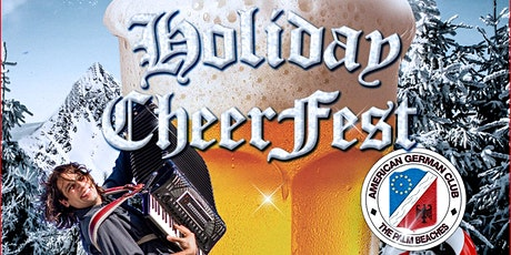 Holiday Cheerfest - A Winter Beer Festival with the Alex Meixner Band entradas