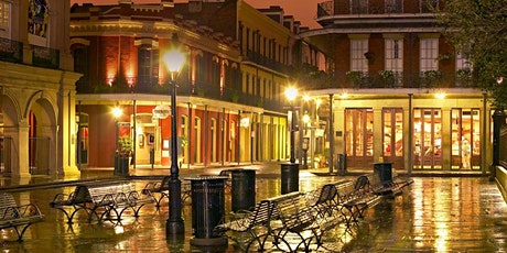 French Quarter Haunted Excursion - New Orleans Haunted and Historical Tour tickets