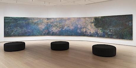 Monet: 50 New York Paintings (The Met, MOMA, etc.) - Livestream Program tickets