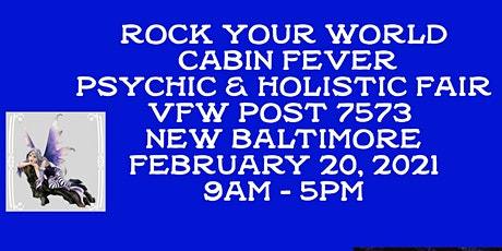 Cabin Fever Psychic & Holistic Fair! tickets