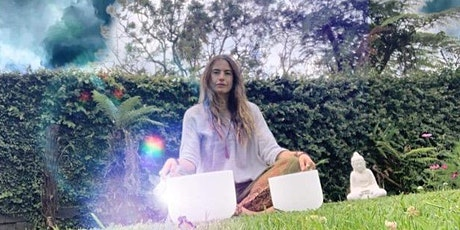 Sound Bath Healing with Kelly Parker