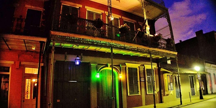 New Orleans Best of the Best - Voodoo Mystery Paranormal & History Tour image