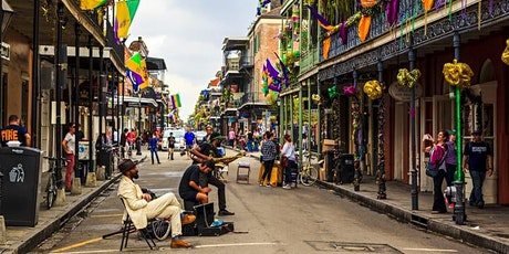 The Big Easy Insider Tour: The Locals Experience of the French Quarter tickets