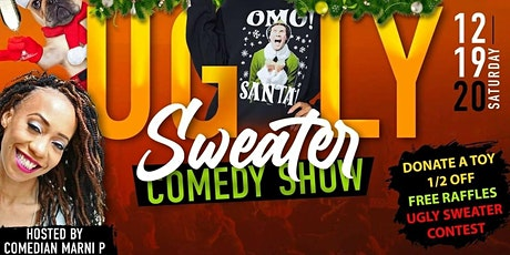 The Ugly Sweater Comedy Show at D Perfor'Mance Comedy Theater 12/19/20 tickets