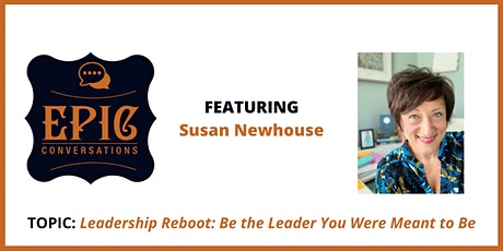 Virtual EPIC Conversation with Susan Newhouse tickets