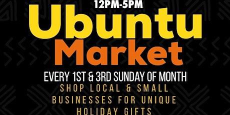 Ubuntu Market Vendor Sign-Up tickets