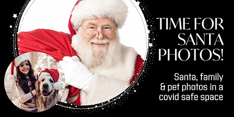 Santa Photos Monday 30 Nov -  Sunday 6 December tickets