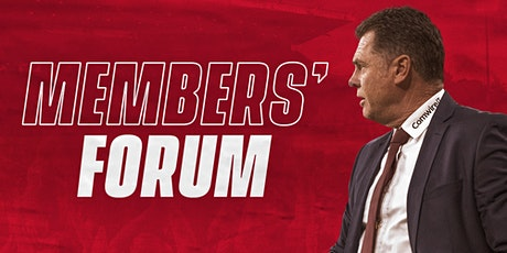 Adelaide United Members' Forum tickets