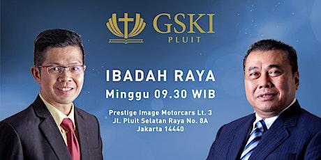 Ibadah Raya GSKI Pluit tickets