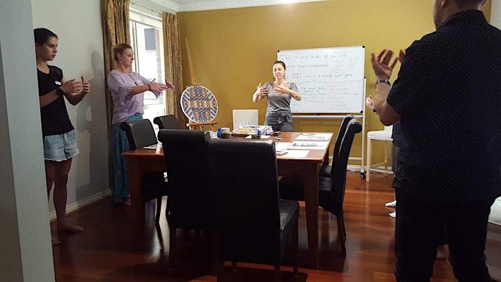 2021 Vision Board Lifestyle Retreat image