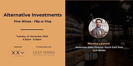 Alternative Investments: Fine Wines - Flip or Flop tickets