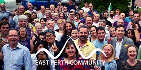 East Perth Community Group General Meeting tickets