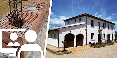 LiVEonWEB - INGEGNERI | Progettare la muratura armata biglietti
