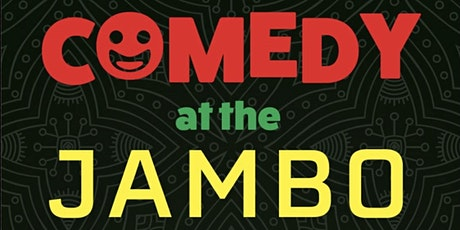 Comedy at Jambo! tickets