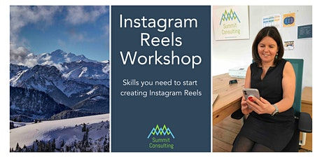Instagram™ Reels Workshop tickets
