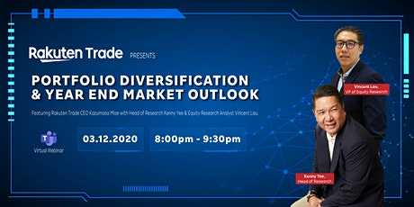 Portfolio Diversification & Year End Market Outlook tickets
