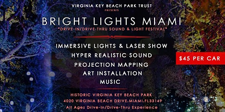 Bright Lights Miami tickets