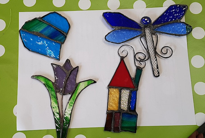 Stained Glass Workshop image