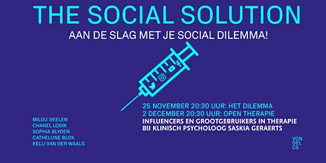 THE SOCIAL SOLUTION tickets