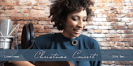 Livestream: TOKUNBO's Christmas Concert Tickets