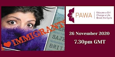 IMMIGRANT DIARIES-- Sajeela Kershi & Guests tickets