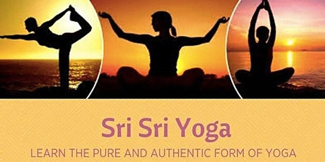 Sri Sri Yoga - Introduction to the Foundation program tickets