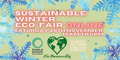 Sustainable Christmas- Virtual Eco Fair tickets