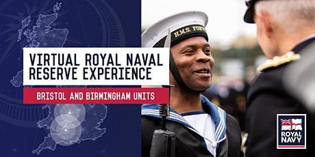 Virtual Royal Naval Reserve Experience - HMS Flying Fox and HMS Forward tickets