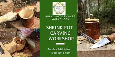 Shrink Pot Workshop tickets