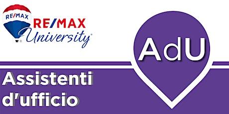 L'Assistente d'Ufficio RE/MAX biglietti
