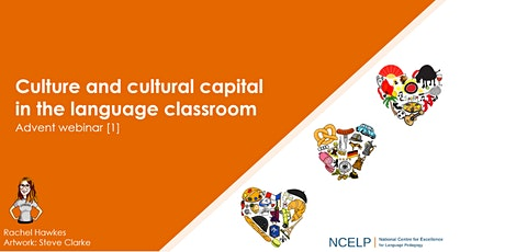 Culture and Cultural Capital in the languages Classroom tickets