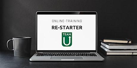 Re-Start: Krisenerfahrungen als Chance für den zweiten Anlauf (Online) Tickets