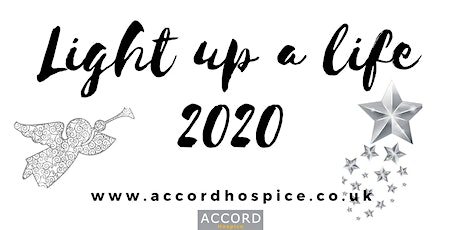 ACCORD Hospice Light up a Life - Monday 7th December tickets