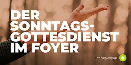 GOTTESDIENST - Sonntag // Live tickets