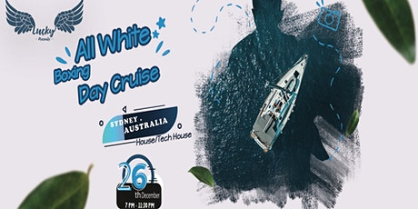 "Lucky Presents ""ALL WHITE CRUISE"" Post Races tickets"