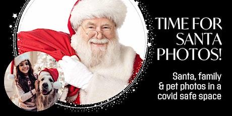 Santa Photos Monday 14 December -  Sunday 20 December tickets