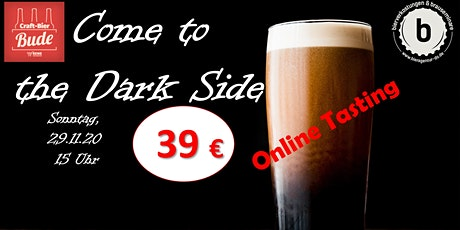 Biertasting - Come to the Dark Side (digital) Tickets
