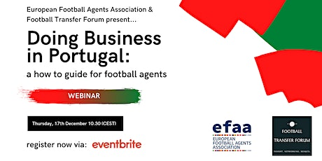 Doing Business in Portugal tickets
