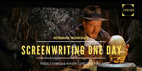 Intensive workshop: Screenwriting One Day tickets